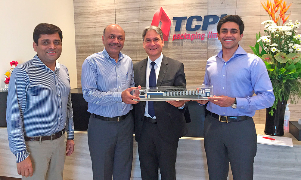TCPL Acquires Three Rapida 106
