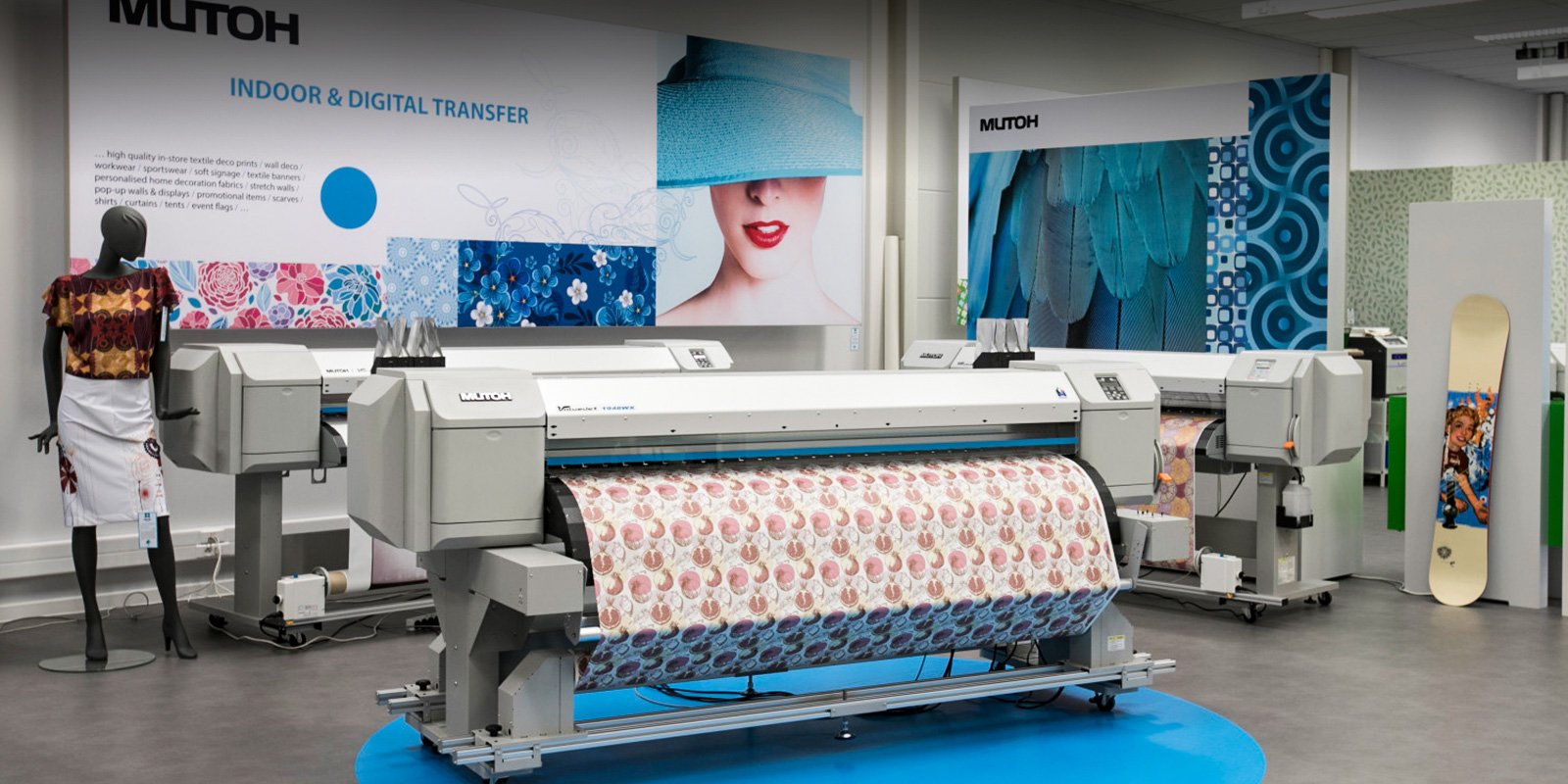 Digital – Mutoh Indoor